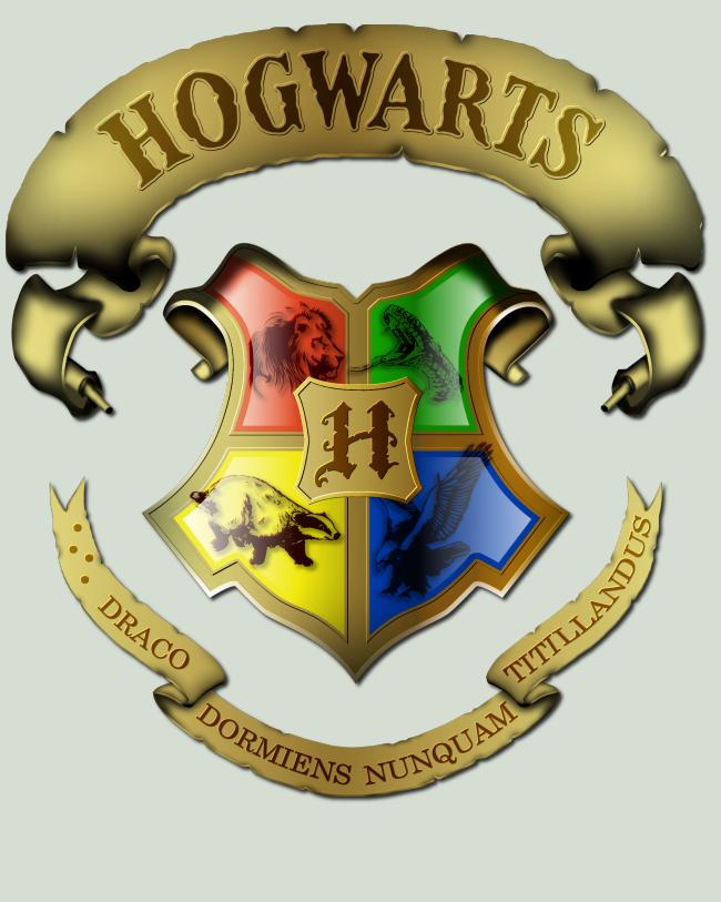 Hogwarts Wappen