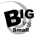 Weekly 2 - Big vs. Small entry by CireAnims