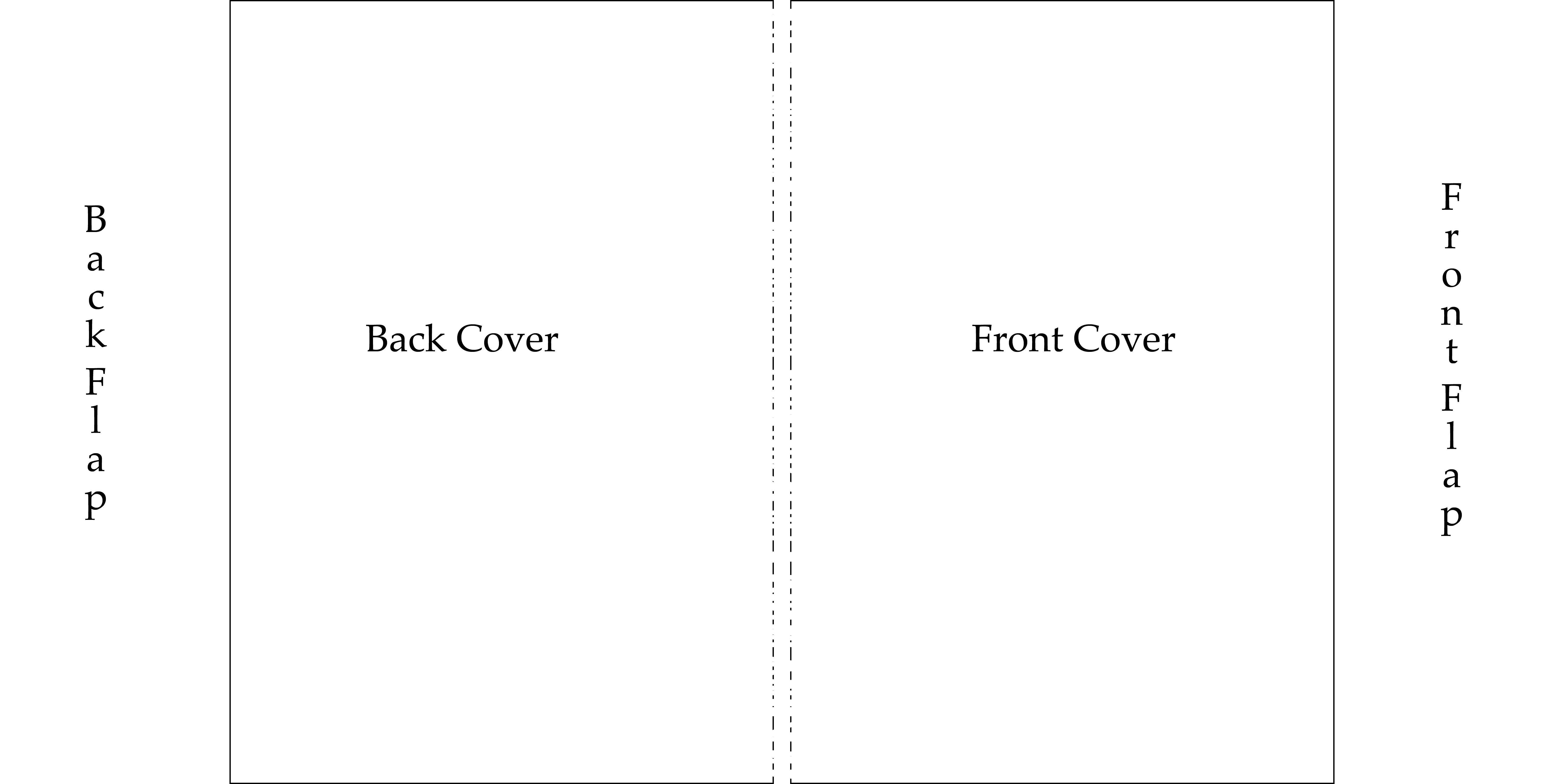 Book Cover Template Pages ~ Book jacket template by lisemily on deviantart