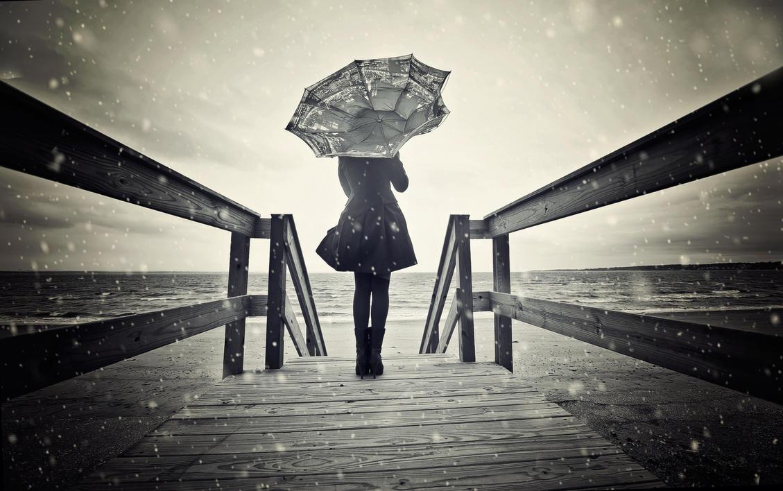 sad rainy pics - HD2500×1568