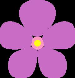 Sapphic Flower Symbol