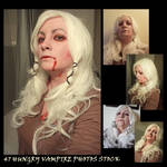 Stock -862- Hungry Vampire Stock - 47 PHOTOS PACK by Eledhwen-Stock