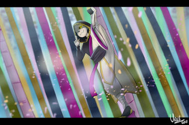 Commission - Tenkei by Uru1