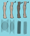 Matt's Fishnet Collection for Manga Studio 5