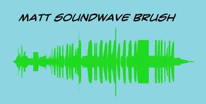 Matt's Soundwave Brush for Manga Studio 5