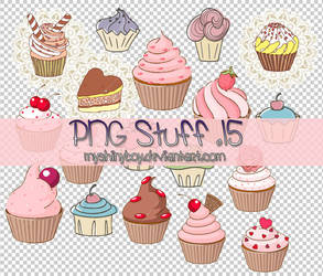 Pack pastelitos png! by pixifoox by Pixifoox