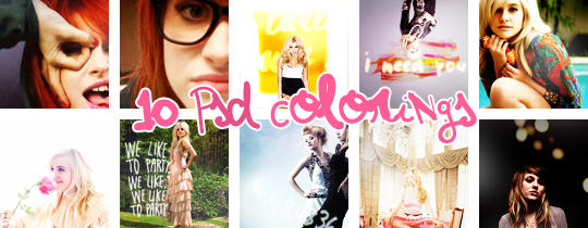 PSD Coloring Pack O1