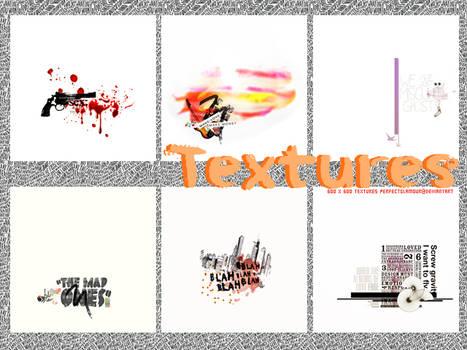 Sharpest Lives Textures