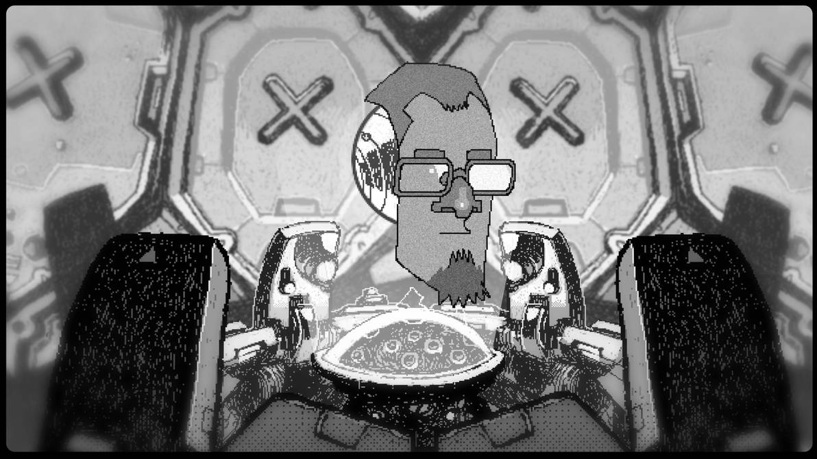 BAD BRAIN FACTORY-test animation