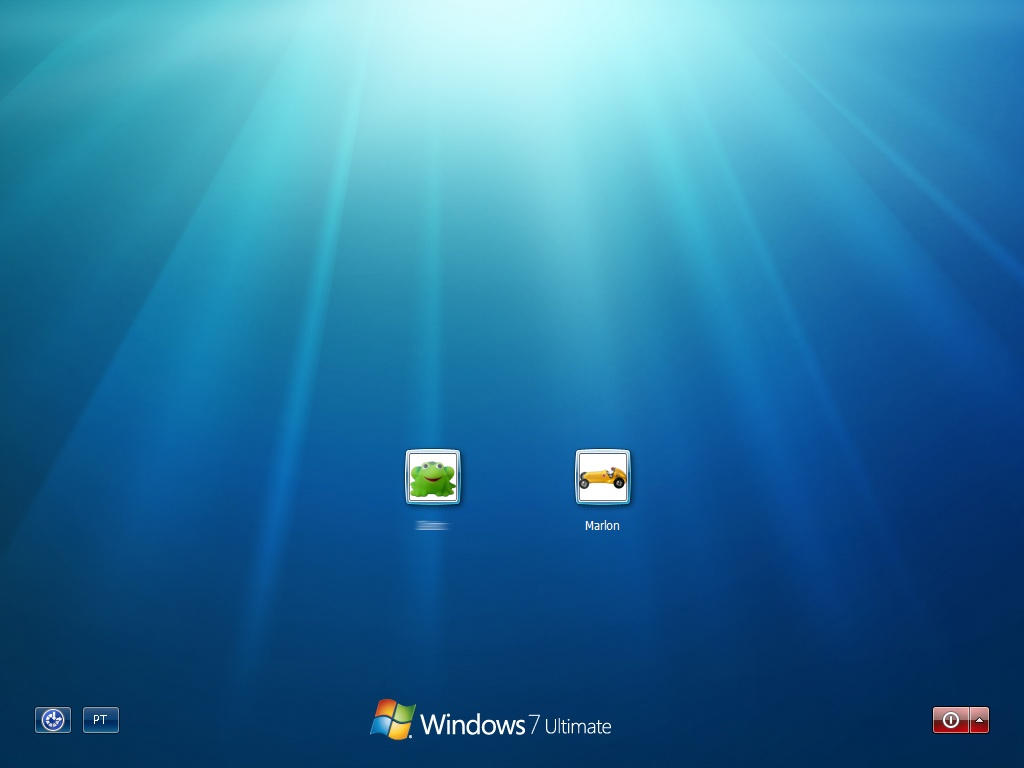 Windows 7 PDC2008 Logon By RaulWindows On DeviantArt