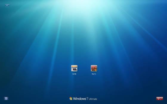 Windows 7 Default Login