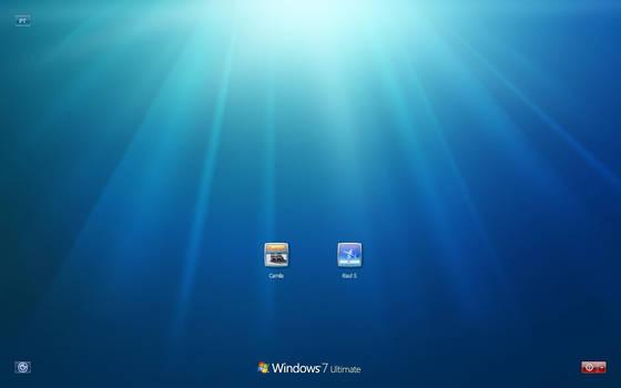 Windows 7 Default Login v3.10