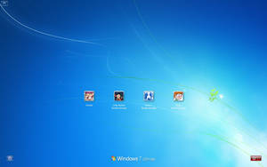 Windows 7 Default Login 5 by RaulWindows