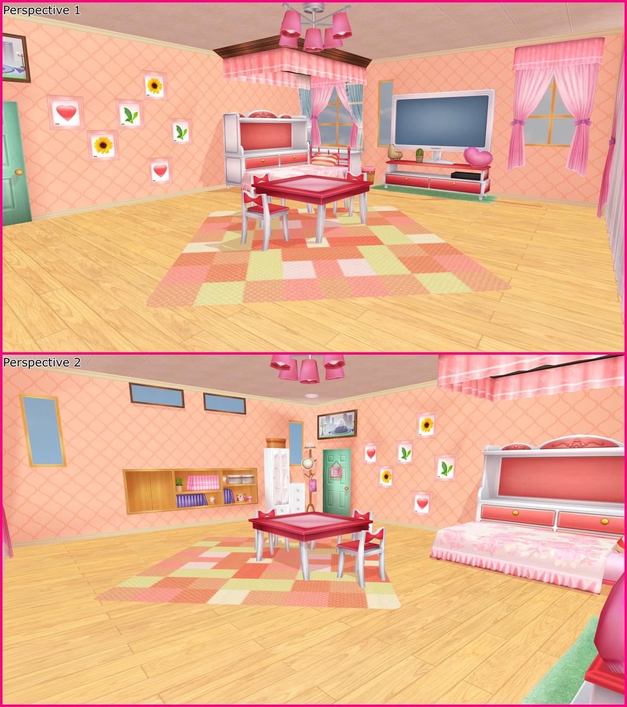 Project Diva Girls Room Mmd