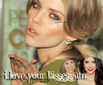 I love your kisses atn.