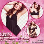 Barbara Palvin PNG Pack