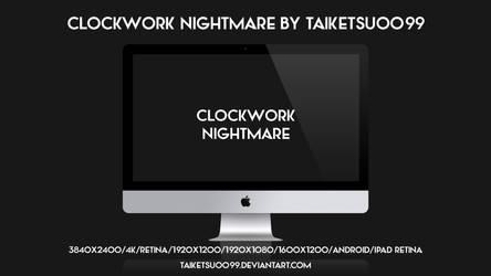 Clockwork Nightmare by Taiketsu0099