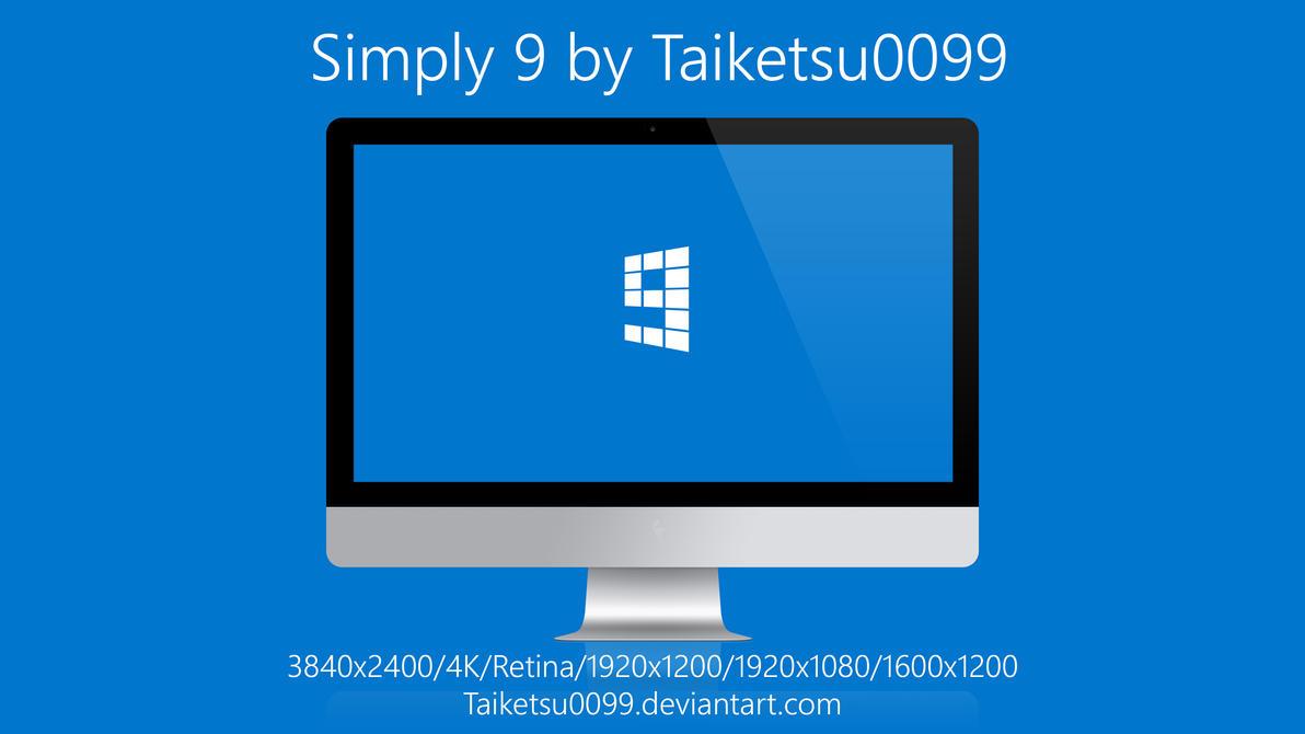 Simply 9 by Taiketsu0099 by Taiketsu0099