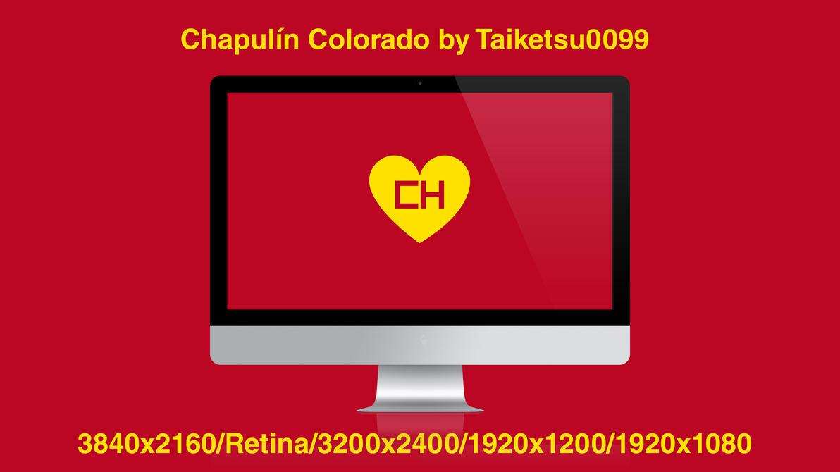 Chapulin Colorado by Taiketsu0099 by Taiketsu0099