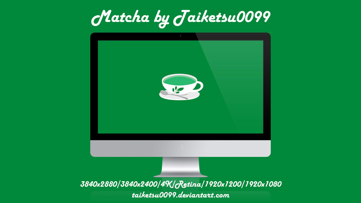 Matcha by Taiketsu0099 by Taiketsu0099