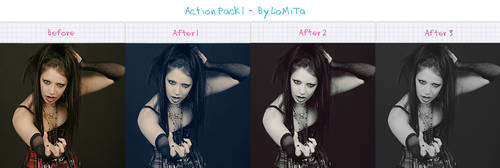 Action Pack 1 - Free