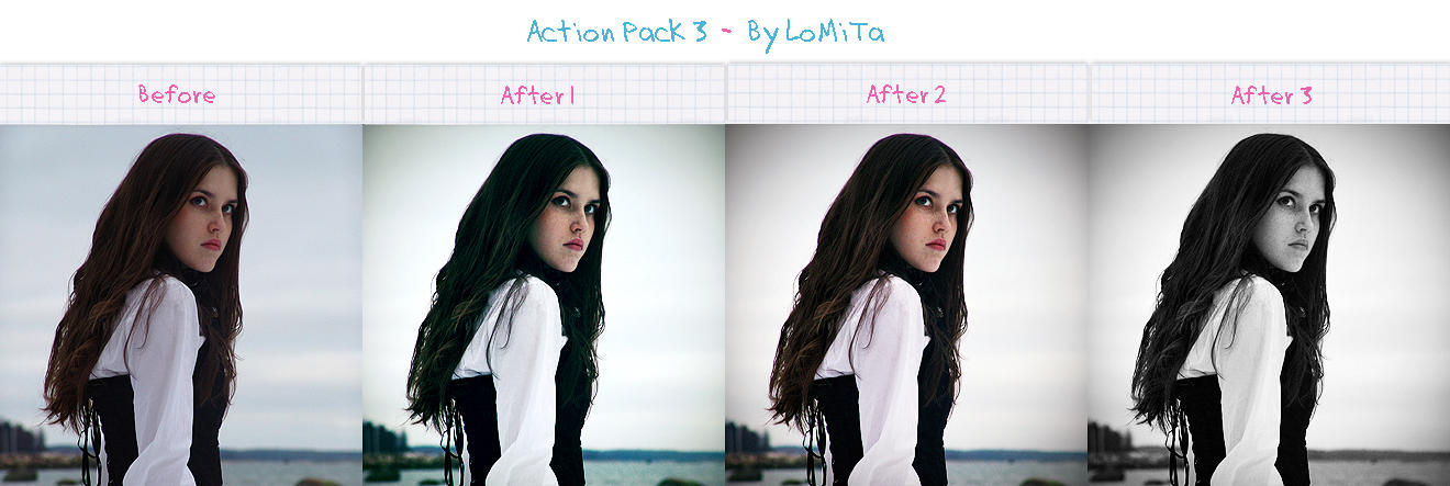 Action Pack 3 - Free by LoMiTa
