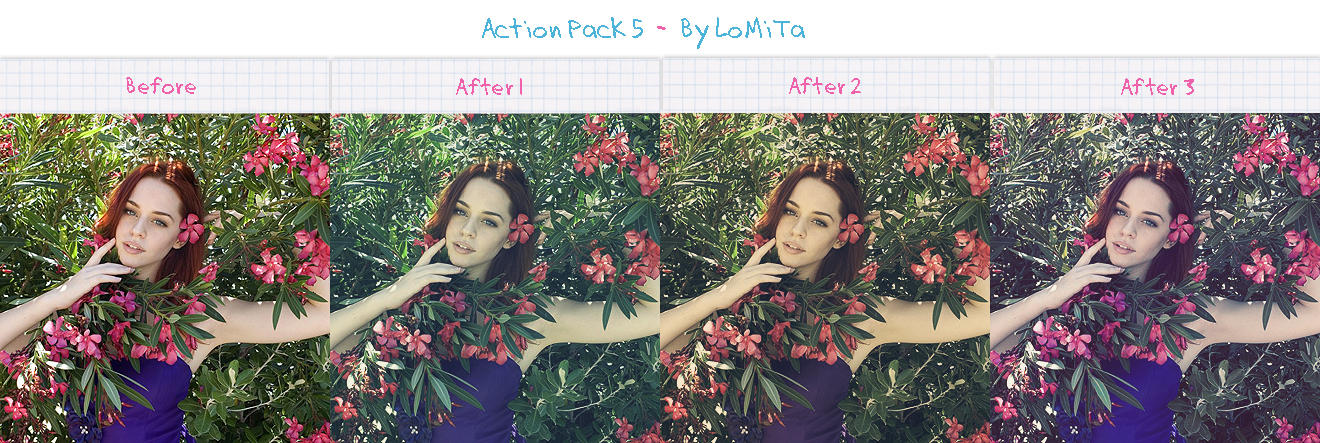 Action Pack 5 - Free by LoMiTa