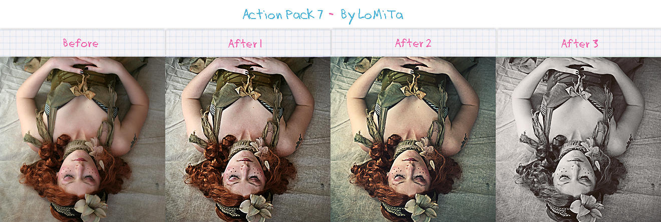 Action Pack 7 - Free by LoMiTa