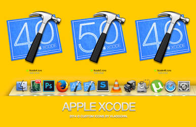XCODE versions icons