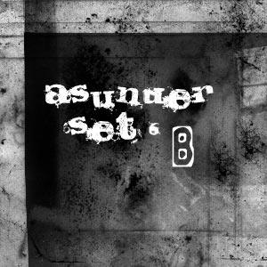 Asunder-Brush-Dirty Grunge 6b by asunder