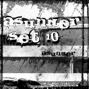 Asunder-Brush-Dirty Grunge 10 by asunder