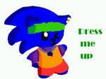 dress up Chibi Sonic v2