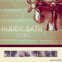 Huddy Bath-Icons Pack