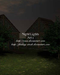 Night Lights - Set 1