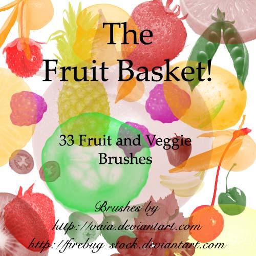 The Fruit Basket by firebug-stock