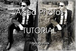 Aged Photo Tutorial