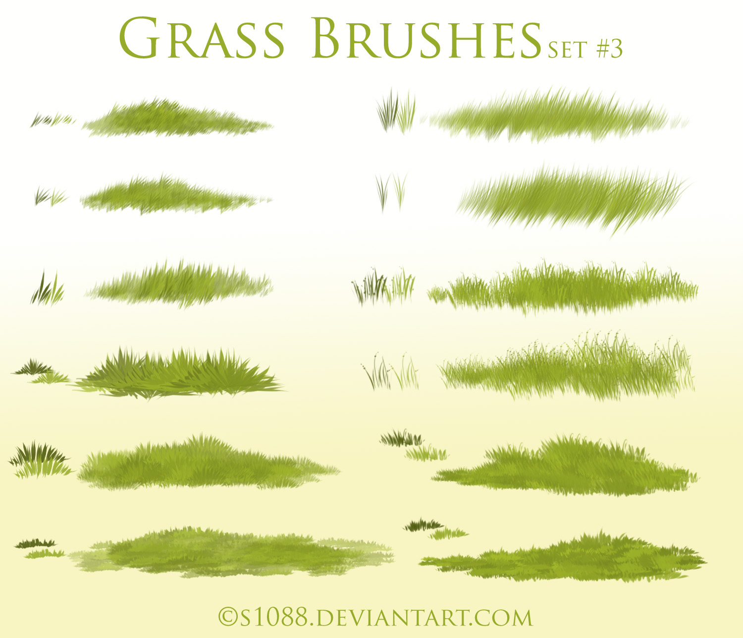 Awesome Brushes favourites by Angelpaw33 on DeviantArt