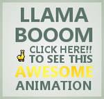 The dA-world has a Llamaboom