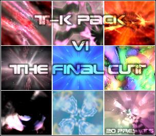 T-K Pack VI - Final Cut by t-k