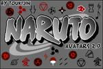 Naruto Avatars 2.0 by Lusei