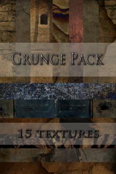 Grunge Texture Pack 15