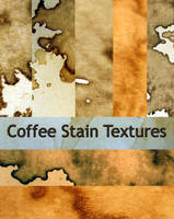Coffee Stain Textures Pack by simfonic