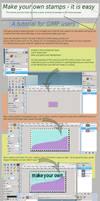 basic stamp tutorial for GIMP