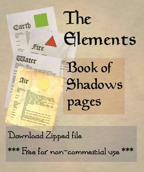 Book of Shadows 01 compendium