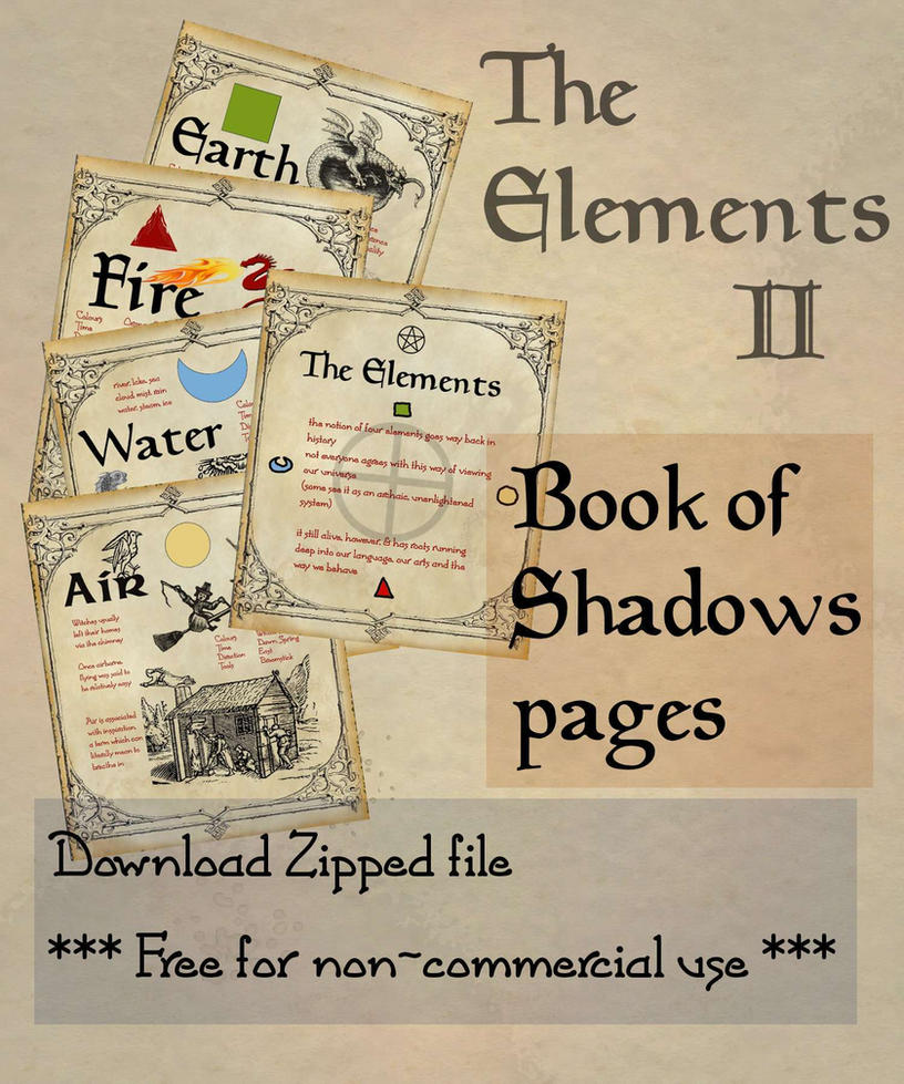 Book Of Shadows Cover Ideas ~ Book of shadows compendium by sandgroan on deviantart