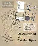 Pagan ClipArt Kit 02