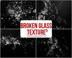 Broken Glass Texture -5