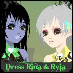 Rina + Ryia