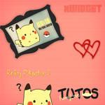 xWidget    Reloj Pikachu Cute BY: TFL