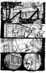 Werewolf Run issue 3 pg 5 BW